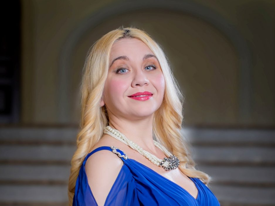 Аэлита Степанова