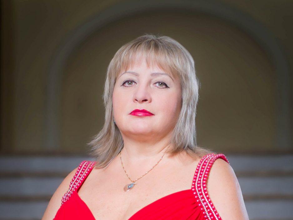Елена Шелякина