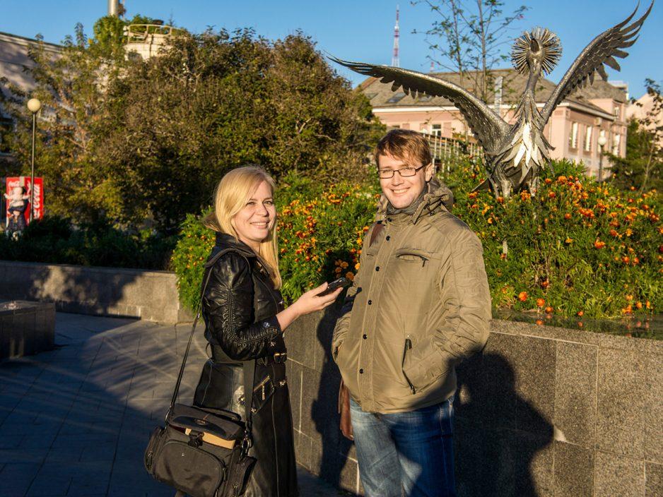 Евгений Южин: Я мог бы переехать во Владивосток