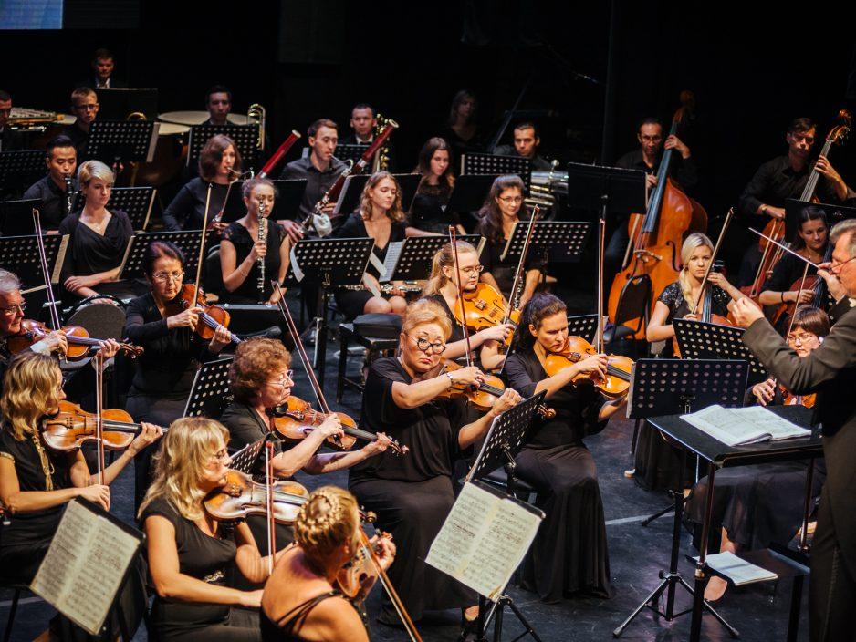 """Открытие фестиваля """"Дни классической музыки стран Азиатско-Тихоокеанского региона"""""""