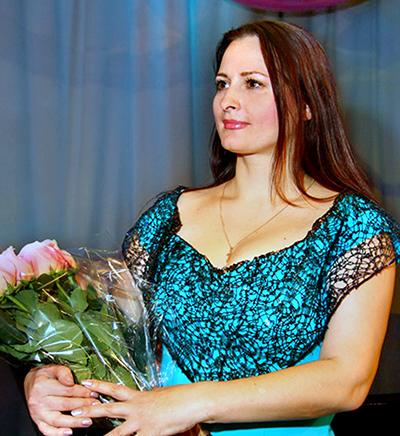 Елена Брыкина