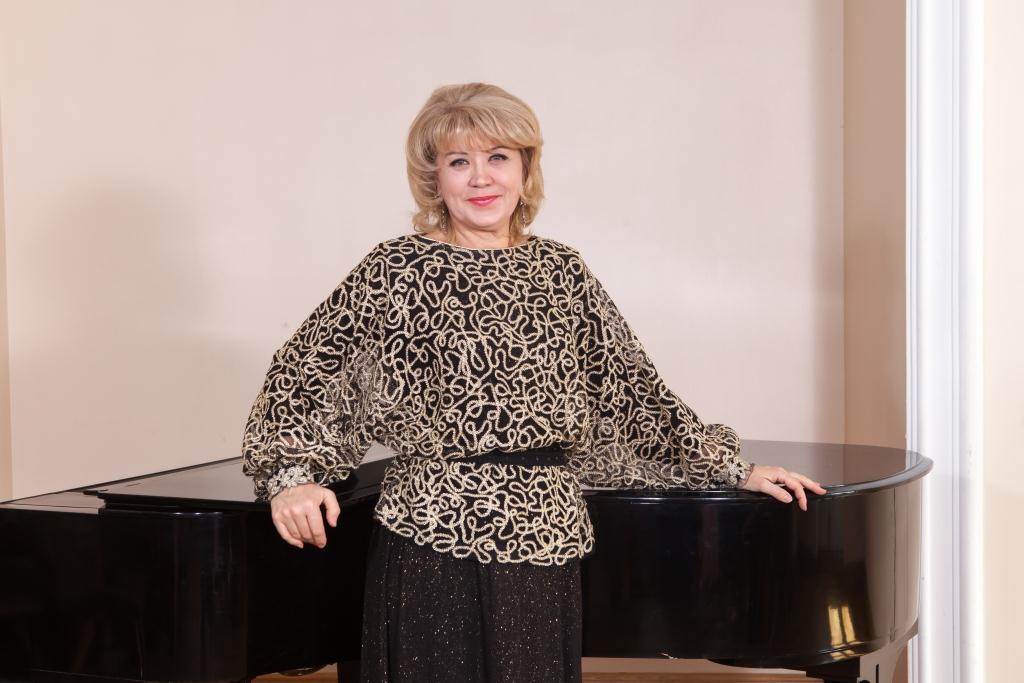 Людмила Якунина