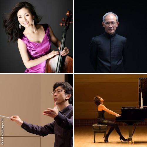 22-26 сентября Дни классической музыки стран Азиатско-Тихоокеанского региона