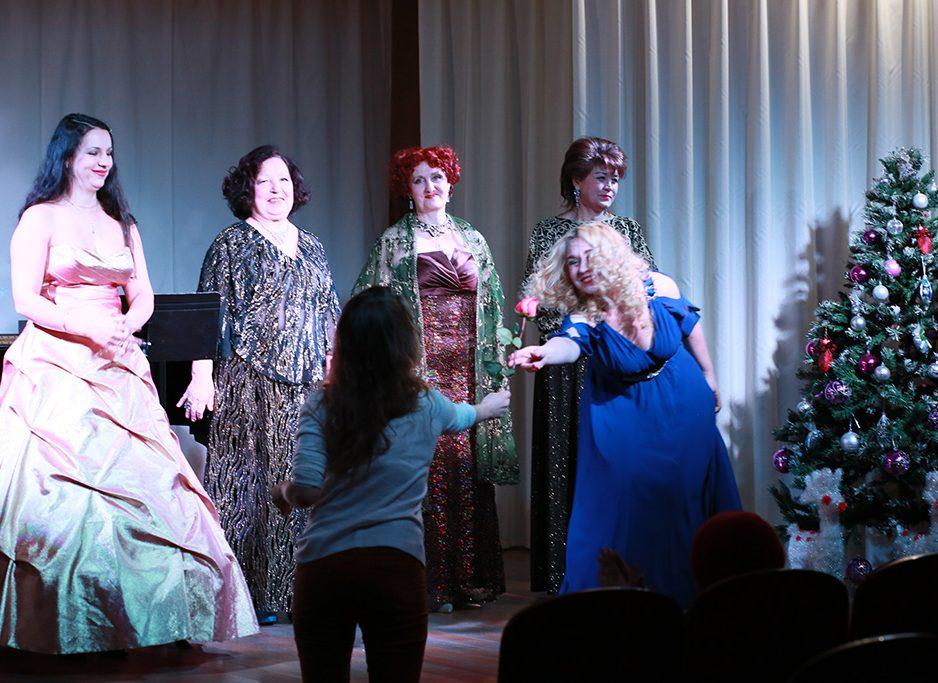 Рождественские концерты в Приморской краевой филармонии