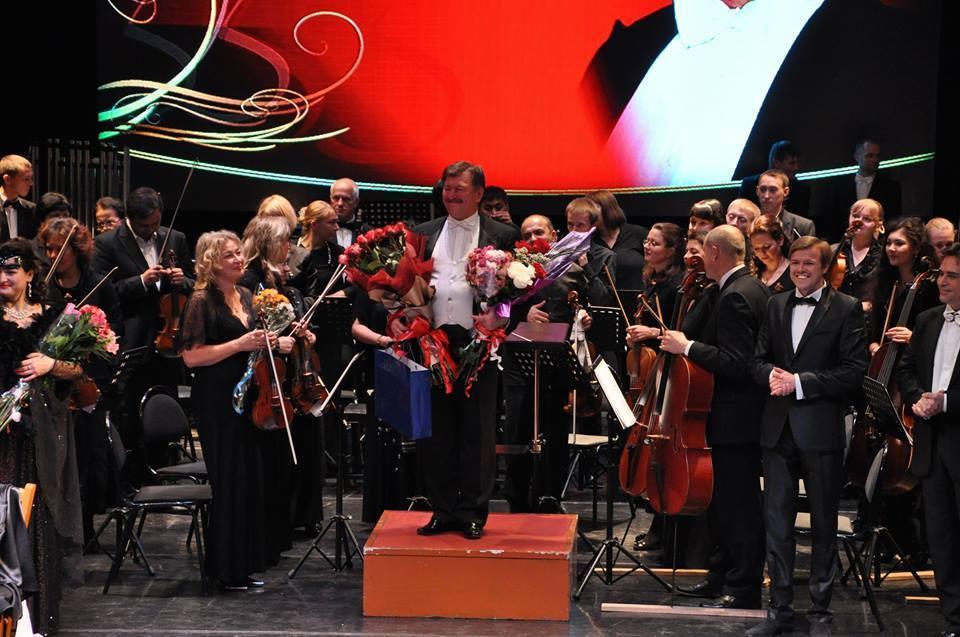 24 марта Большой зал 18.30 Абонемент № 8 «Шедевры  мировой  классики» Тихоокеанский симфонический оркестр