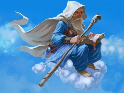 23 сентября | «Про Дуню-ленивицу и волшебника-Оха»