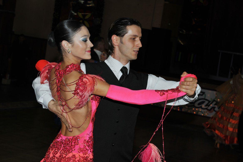 Дуэт  «Flashdance» Александр Похилов и Наталья Маркина