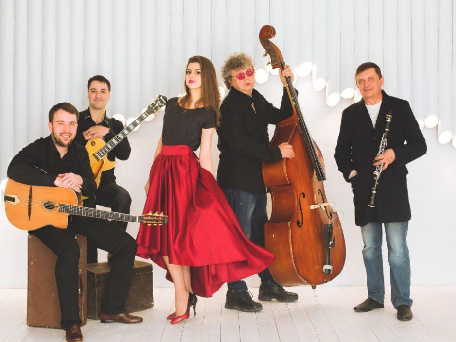 16 ноября / Большой зал / 19:00 Музыкальный проект «Jazz Acoustic Project»