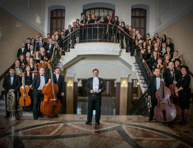 30 июня Тихоокеанский симфонический оркестр  –  «Балет, балет, балет»