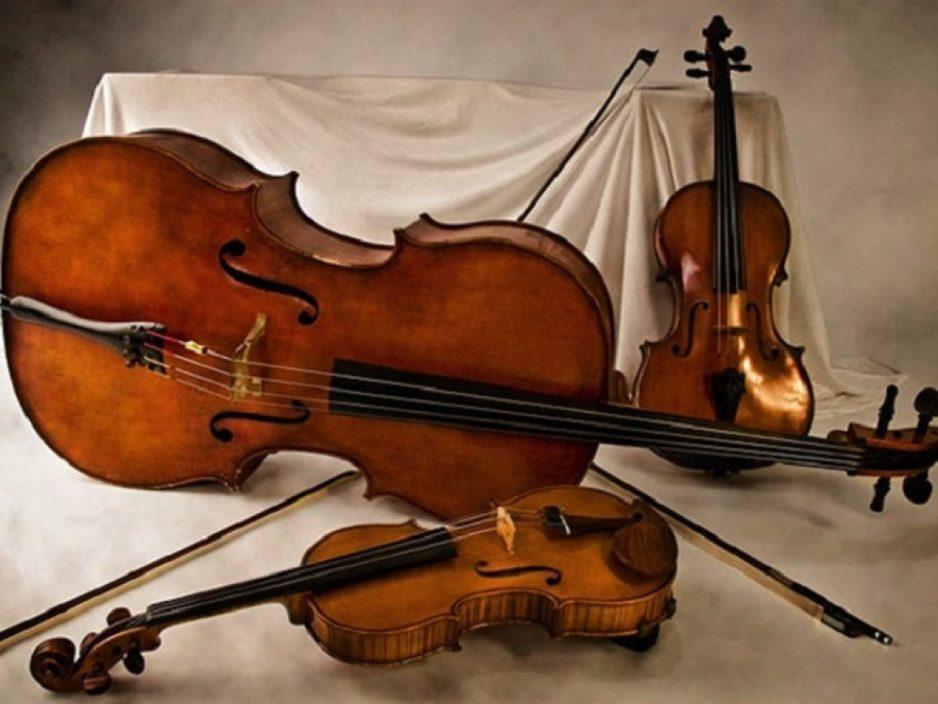 30 сентября | «Виолончель & Скрипка. Союз смычков и струн»