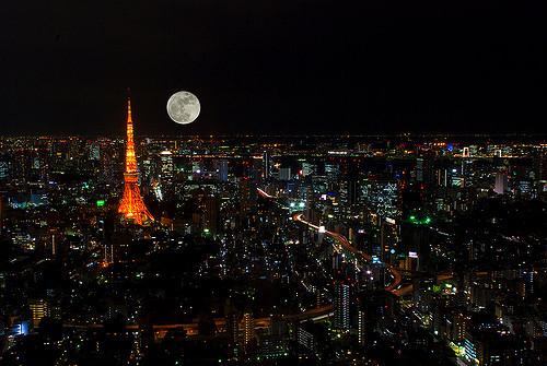 15 ноября / Большой зал / 19:00 «Tokyo Moon» (Япония)