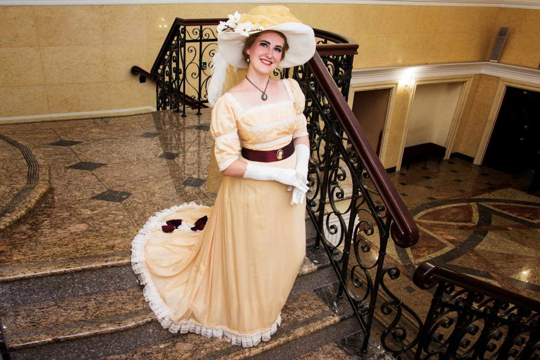 21 октября «Разрешите представить – мадам Галецкая»