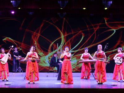 21 октября | Фестиваль «Дни культуры стран АТР» (Китай)