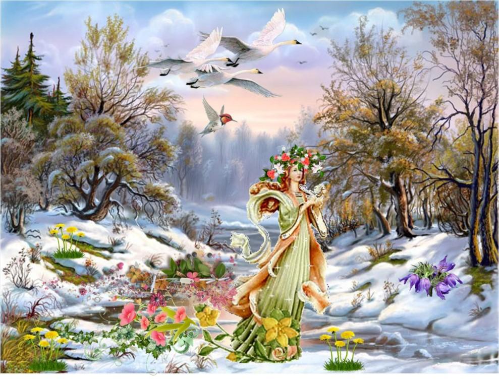 30 ноября |«И для меня весна придёт!»