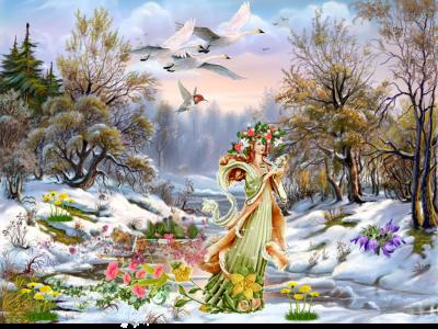 23 марта «То было раннею весной»