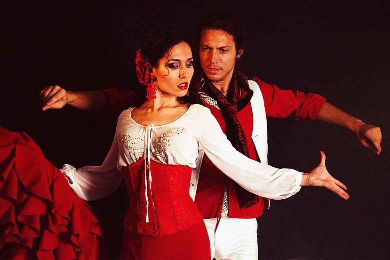 10 июня «Вечер испанской музыки в стиле Фламенко»