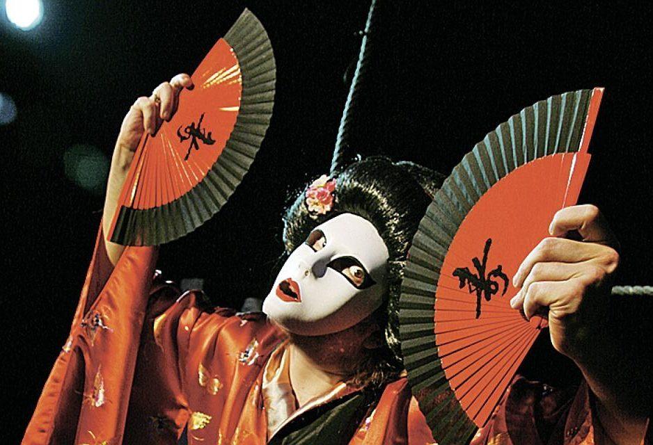 29 июля Театр Кабуки (Япония)