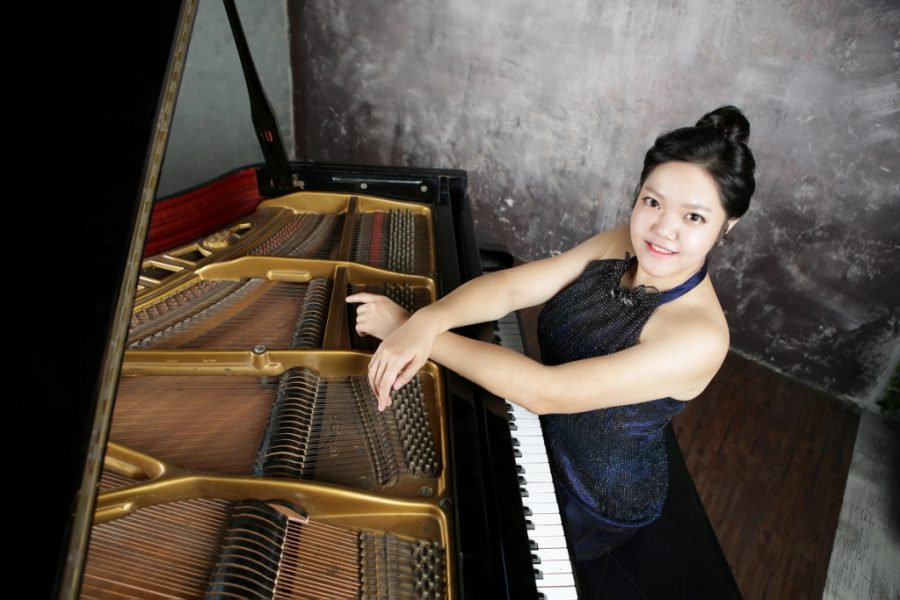 Пианист Хёна Ким