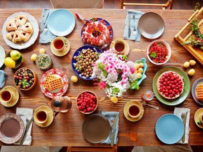 18 ноября «Вкусное путешествие»