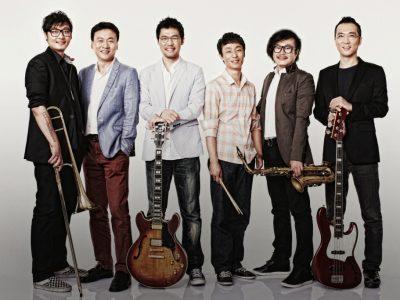15 ноября  Charlie Jung Band