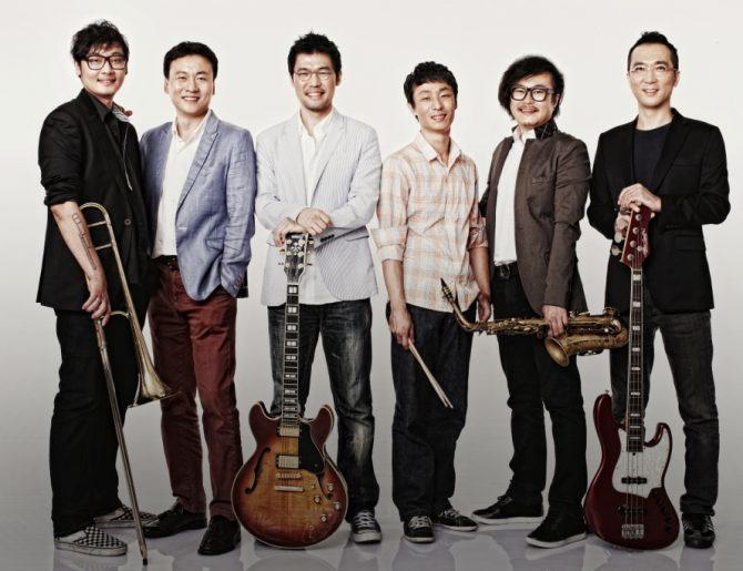15 ноября  Charlie Jung Band (Республика Корея)