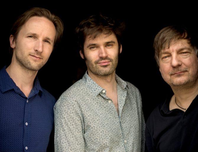 14 ноября Paul Lay Trio (Франция)