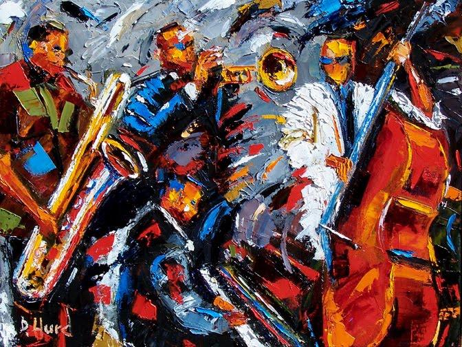 14 ноября Выступление Приморских джазовых коллективов