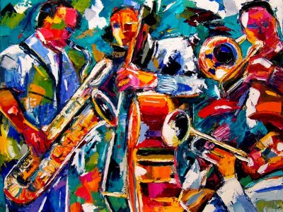12 ноября Выступления приморских джазовых коллективов