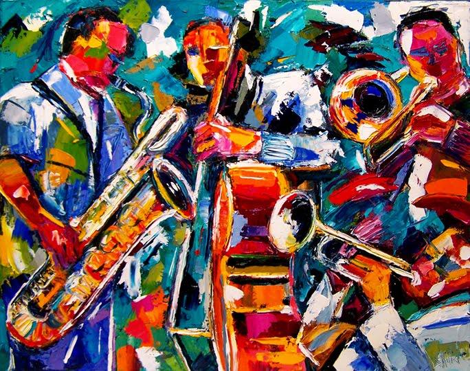 13 ноября  Выступления приморских джазовых коллективов