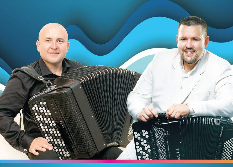 29 сентября открывают  фестиваль «Дни культур АТР»  музыканты из Сибири  Сергей Соймёнов  и Пётр Ткаченко программой «Гармоники Мира».
