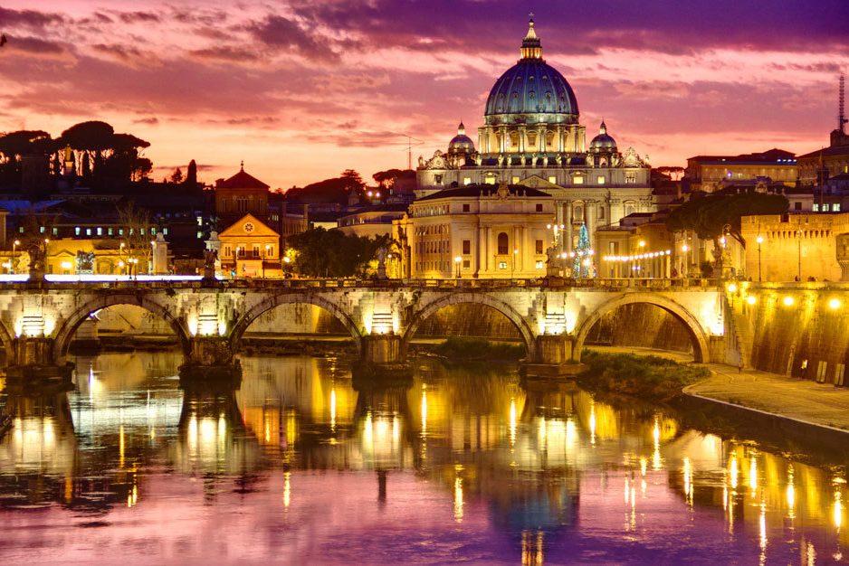 18 октября «Римские приключения»