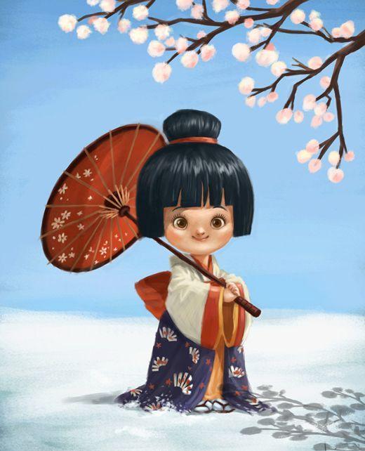 24 <br> марта <br> «Японские сказки»