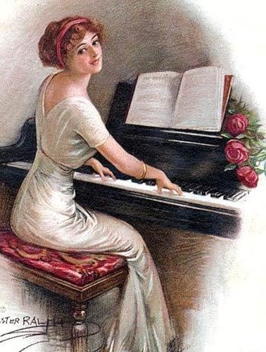 12 июля Концертная программа «Печаль и радость старинного романса»