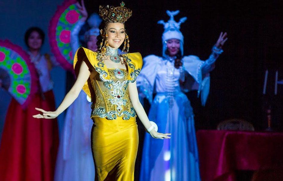 27 <br> апреля <br> «Мисс Азия»