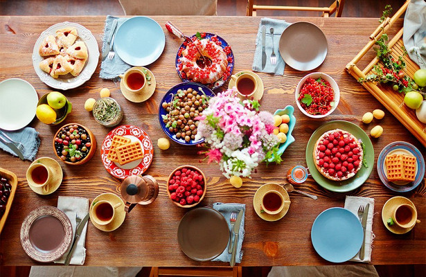 13 <br> апреля <br> «Вкусное путешествие»