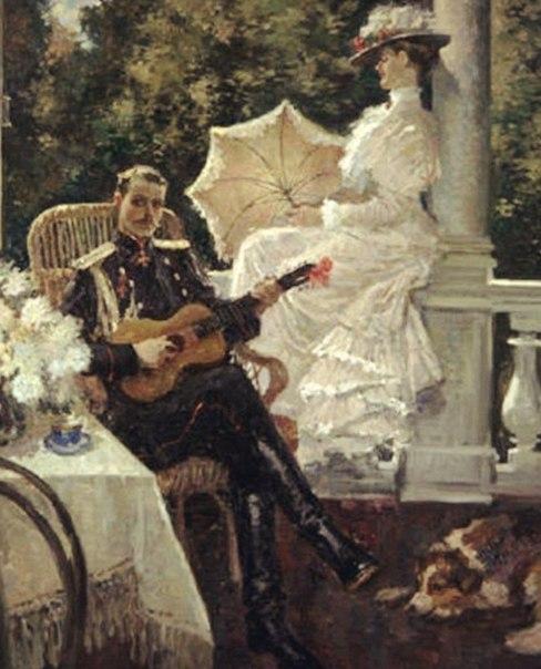 26 мая Концертная программа «Вечер классического романса»