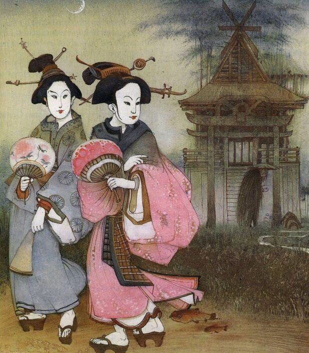 8<br> июня<br> «Японские  картинки»