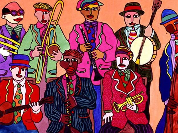 11 ноября XVI Международный джазовый фестиваль Приморские джазовые коллективы