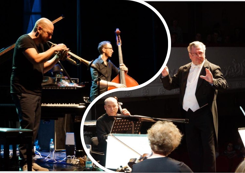 12 ноября XVI Международный джазовый фестиваль Себастьян Студницкий и Тихоокеанский симфонический оркестр