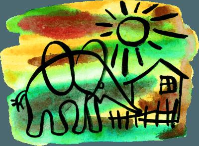 11 июля Летние каникулы! Для пришкольных лагерей- Музыкально-развлекательная, интерактивная сказка  Р. Киплинг «Как было написано первое письмо»