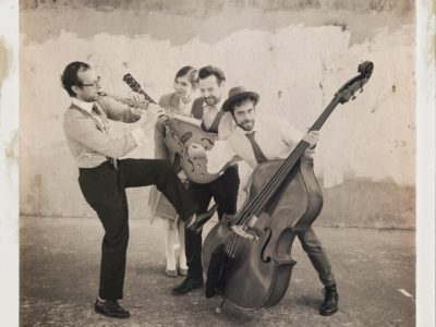 13 ноября  XVI Международный джазовый фестиваль   «Sweet Megg & The Wayfarers»