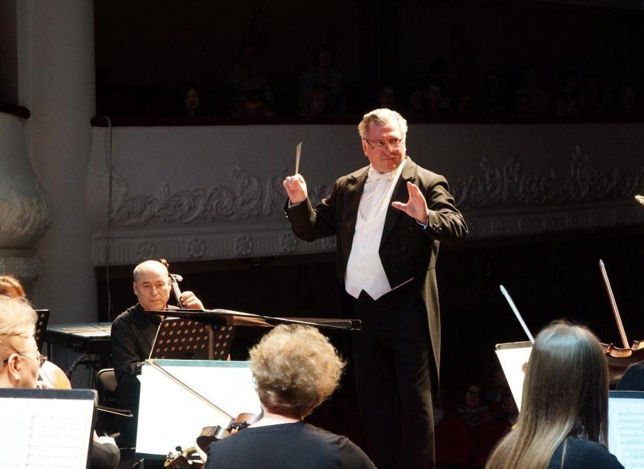 20 сентября  Открытие концертного сезона Тихоокеанский симфонический оркестр