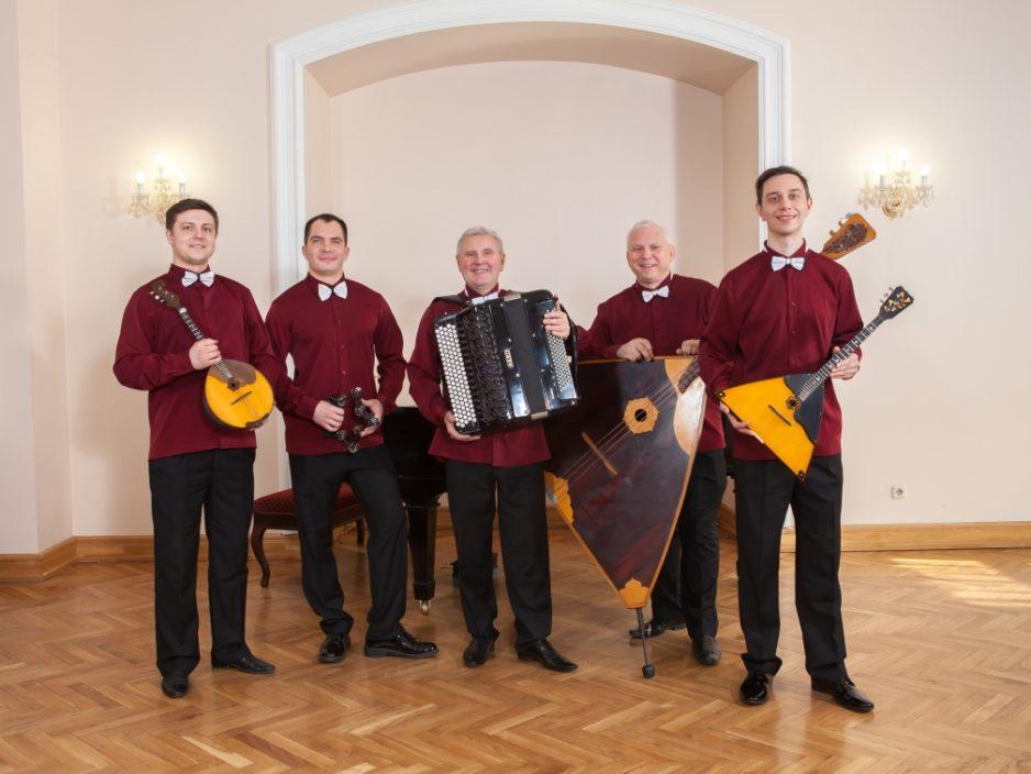 19 октября  Детская музыкальная программа «Мадам Европа» из цикла «Путешествуем  с «Садко» по странам и континентам»