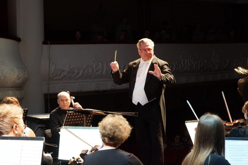 6 марта  Концертная программа  «Вивальди и Моцарт»