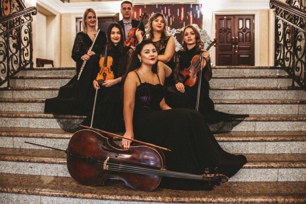 2 апреля  XXIX Фестиваля классической музыки «Дальневосточная Весна» Концертная программа «Времена года в Буэнос-Айресе»