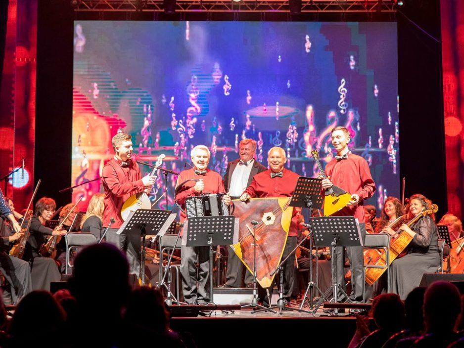 12 апреля XXIX Фестиваль классической музыки «Дальневосточная Весна» Концертная программа «Душа России»