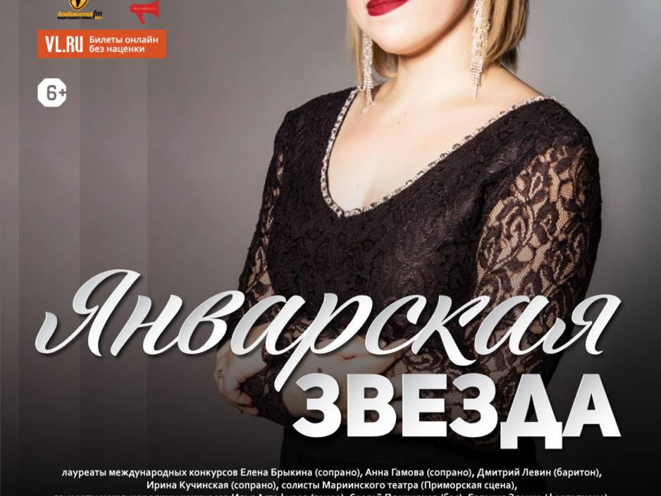 26 января  Концертная программа для студентов настоящих, бывших и будущих  «Январская звезда»