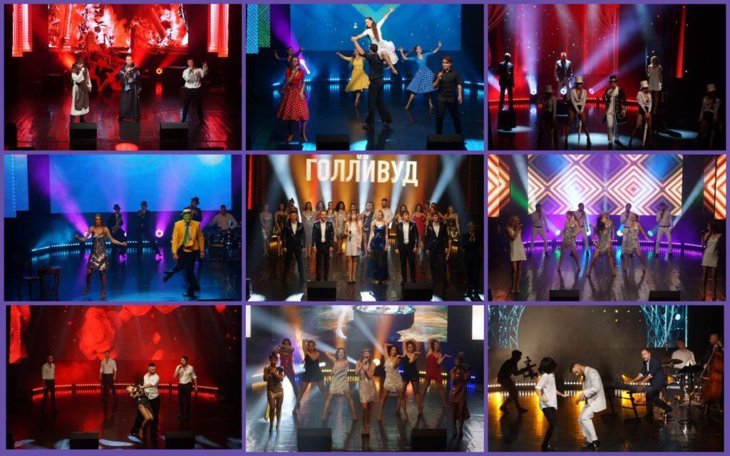 26 декабря   Новогодняя Эстрадная шоу – программа «Бродвей VS Голливуд»