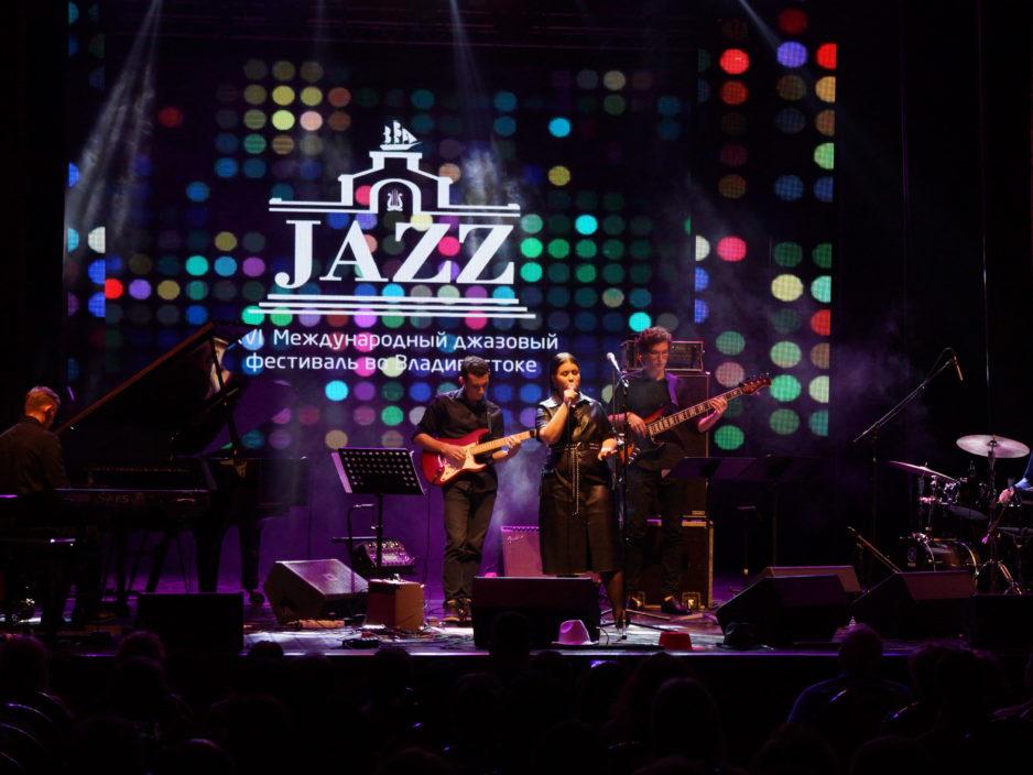 XVI Международный джазовый фестиваль глазами приморских журналистов