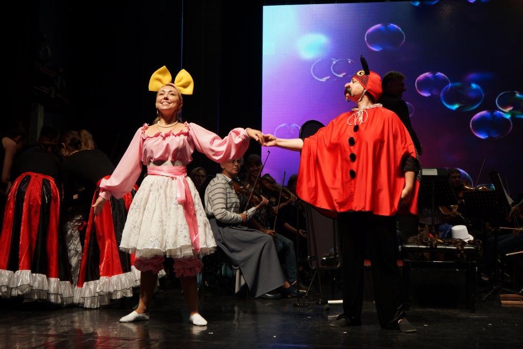 3 мая Детская музыкальная программа «Дюймовочка» (по одноименной сказке Г.Х. Андерсена)